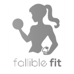 logo of fallible fit