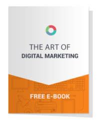 EBook Cover - The Art Of Digital Marketing