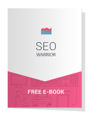 EBook Cover - SEO Warrior